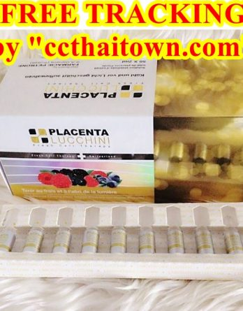 """PLACENTA LUCCHINI PLANT GOLD (SWISS) INJECTION by """"www.ccthaitown.com"""""""